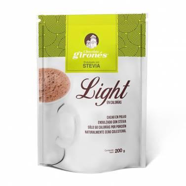 Cacao en Polvo con Stevia