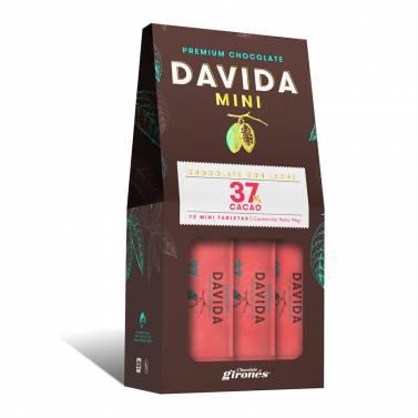 Mini Barras 37% Cacao