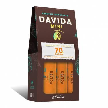 Mini Barras 70% Cacao