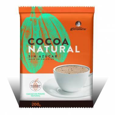 Cocoa Natural sin Azúcar