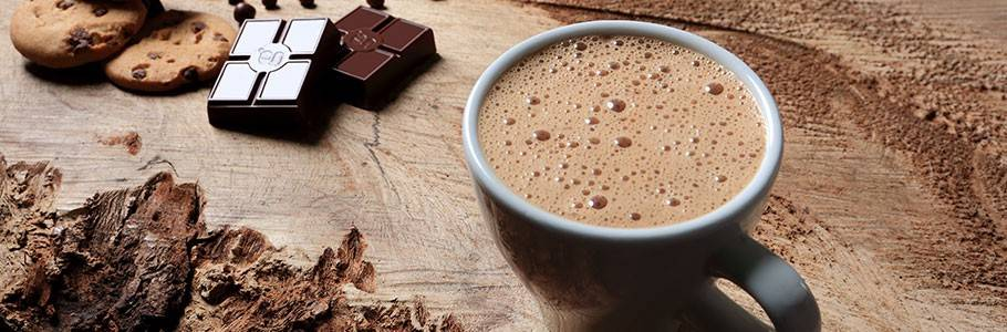 Bebidas de chocolate