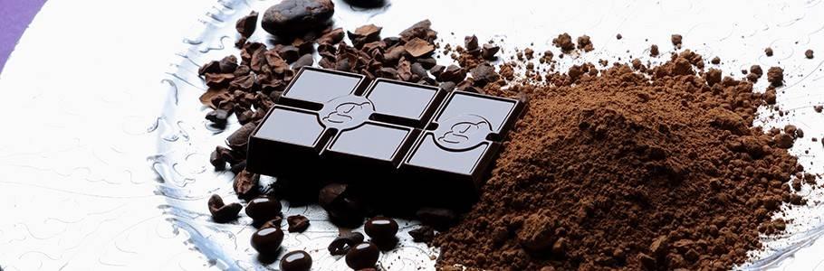 Polvos de cacao